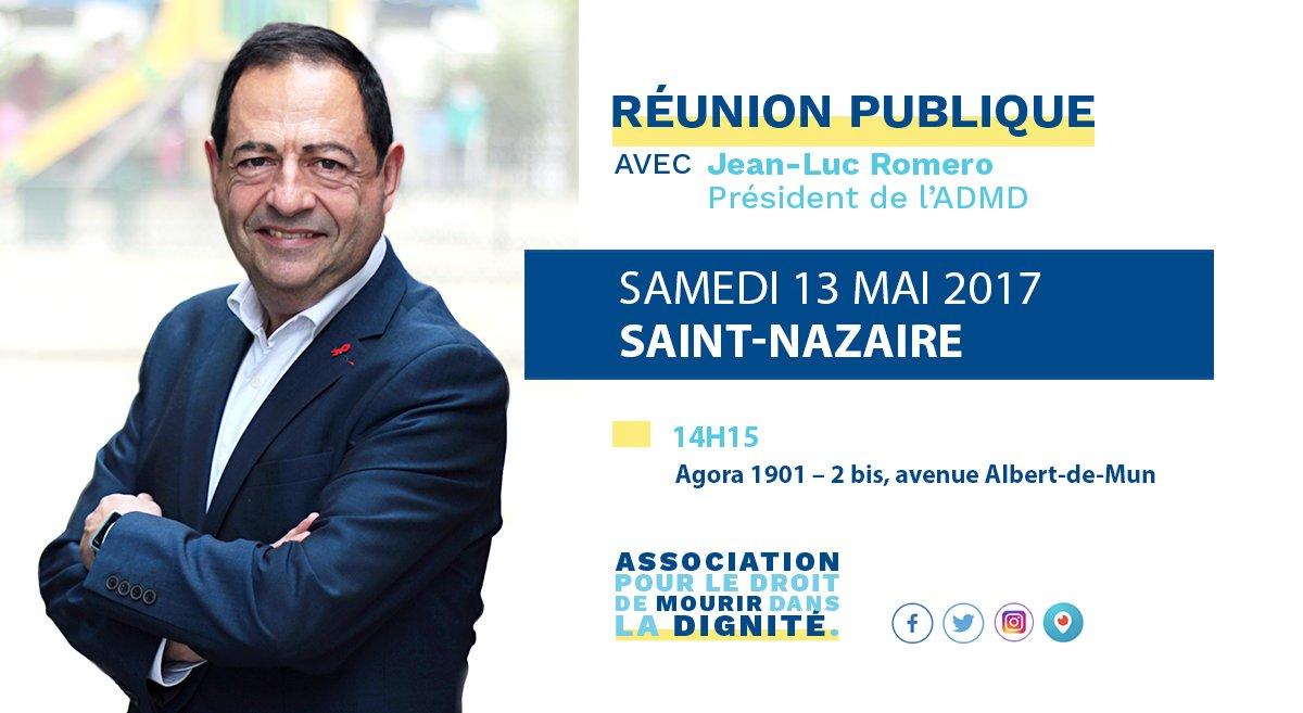 A Saint-Nazaire, le 13 mai à 14H15