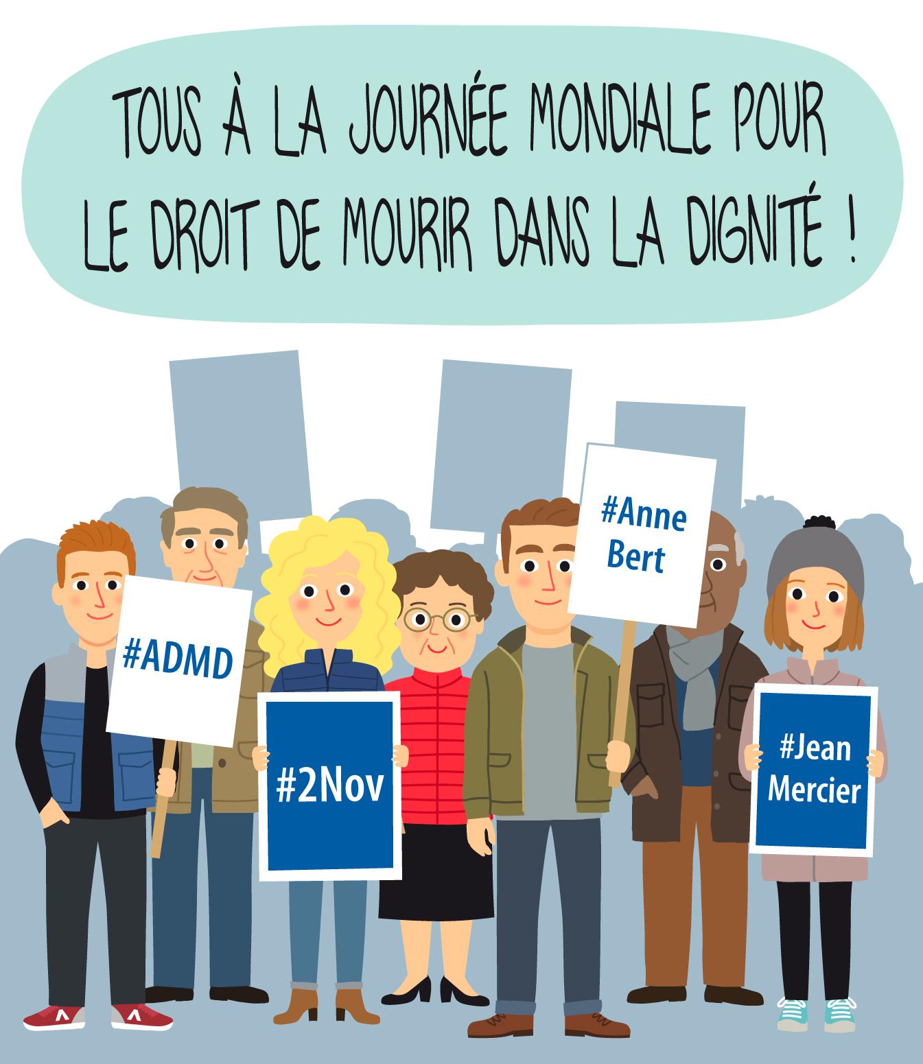 (VIDEO) Reportage sur France Info : TV et Télématin (France 2) sur la fin de vie avec Jean-Luc Romero