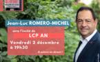 Invité de LCP AN, le 2 décembre à 19h30