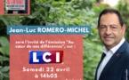 Invité de LCI, samedi 22 avril à 14h05