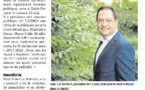 """""""Mourir dignement"""" dans Presse Océan - Jean-Luc Romero à Saint-Nazaire"""