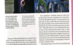 """Reportage de Jean-Luc Romero dans la revue """"Blog de la Diversité"""" publié en langue espagnol et basque"""
