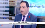 (VIDEO) Interview sur LCI de Jean-Luc Romero sur l'engagement international autour du VIH/Sida