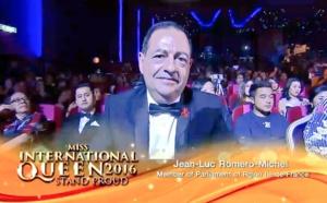 Jury de Miss International Queen™ en Thaïlande