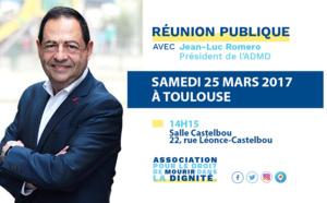 A Toulouse, le 25 mars 2017