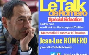 Le Talk de Romero spécial Sidaction, ce mercredi 22 mars à 19h