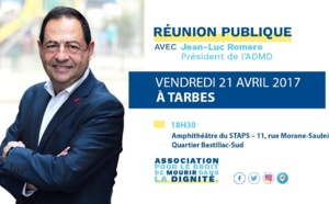 A Tarbes, le 21 avril 2017