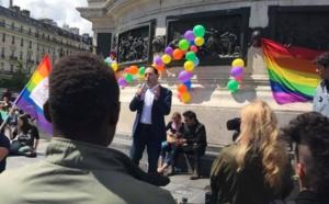 """""""Il ne faut pas oublier la transphobie"""" Jean-Luc Romero-Michel"""