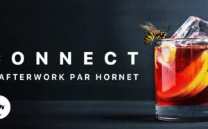 Invité du Premier afterwork CONNECT d'Hornet