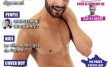 Retrouvez l'interview de Jean-Luc Romero dans Garçons Magazine