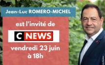 Invité de CNews, ce vendredi 23 juin à 18h