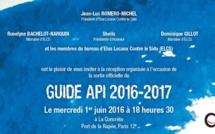Sortie du Guide API, le 1er juin