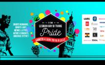 Parrain de la LGBT Pride de Lille 2016 - Le 4 juin 2016