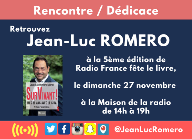 A la 5ème édition de Radio France fête le livre le 27 novembre 2016 à la Maison de la radio