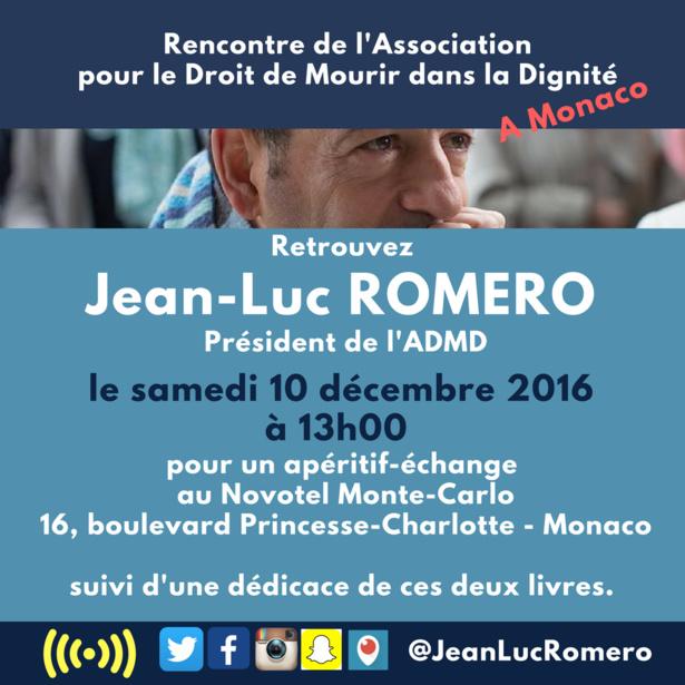 A Monaco, le samedi 10 décembre 2016