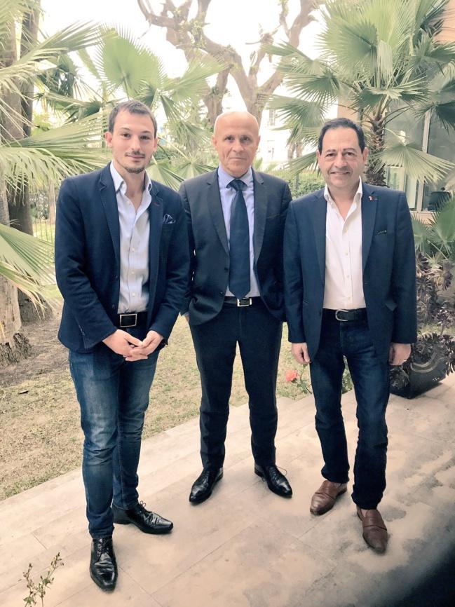 Entretien avec l'Ambassadeur de France en Tunisie à Tunis