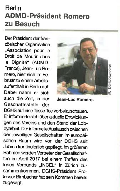 "Jean-Luc Romero à Berlin > On en parle ""ADMD-Prasident Romero zu Besuch"""