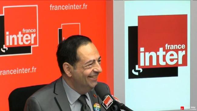 Invité de France Inter, ce 18 mai à 18h20
