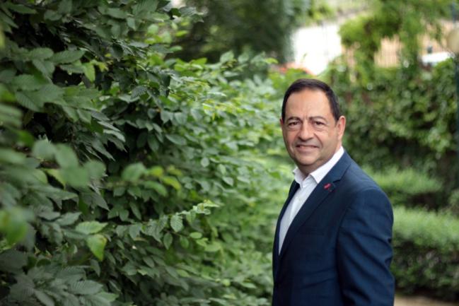 Discours de Jean-Luc Romero, président réelu de l'ADMD à La Rochelle