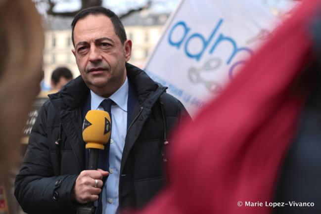 Jean-Luc Romero : «L'euthanasie est une affaire citoyenne, pas médicale»