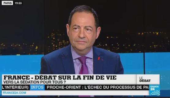 Invité de France 24, ce jeudi 18 janvier à 14h
