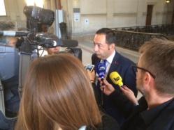 En conférence à Limoges, Jean-Luc Romero plaide pour la légalisation de l'euthanasie