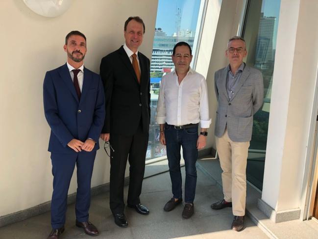 Entretien avec l'Ambassadeur de France en Thaïlande