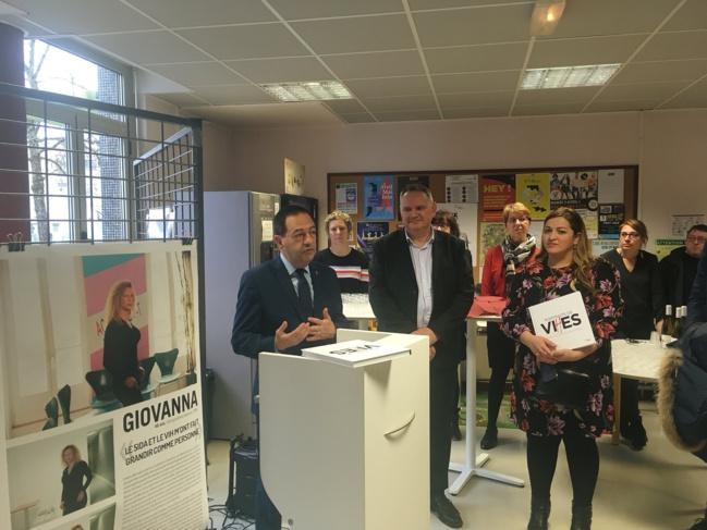 ICI à Dijon, le 28 mars 2018