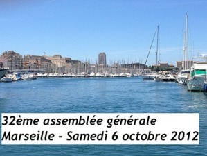 Jean-Luc Romero à Marseille, les 5 et 6 octobre 2012