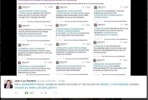Lettre au Maire de Vourles au sujet de propos homophobe sur twitter !