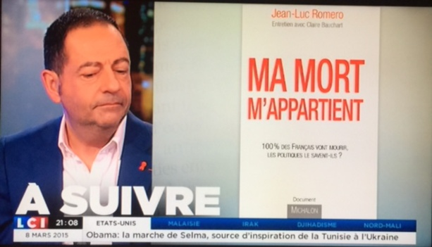Ma mort m'appartient, 100% des Français vont mourir, Les politiques le savent-ils ? Aux Editions Michalon