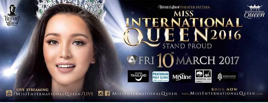 Jury de Miss International Queen™ en Thaïlande