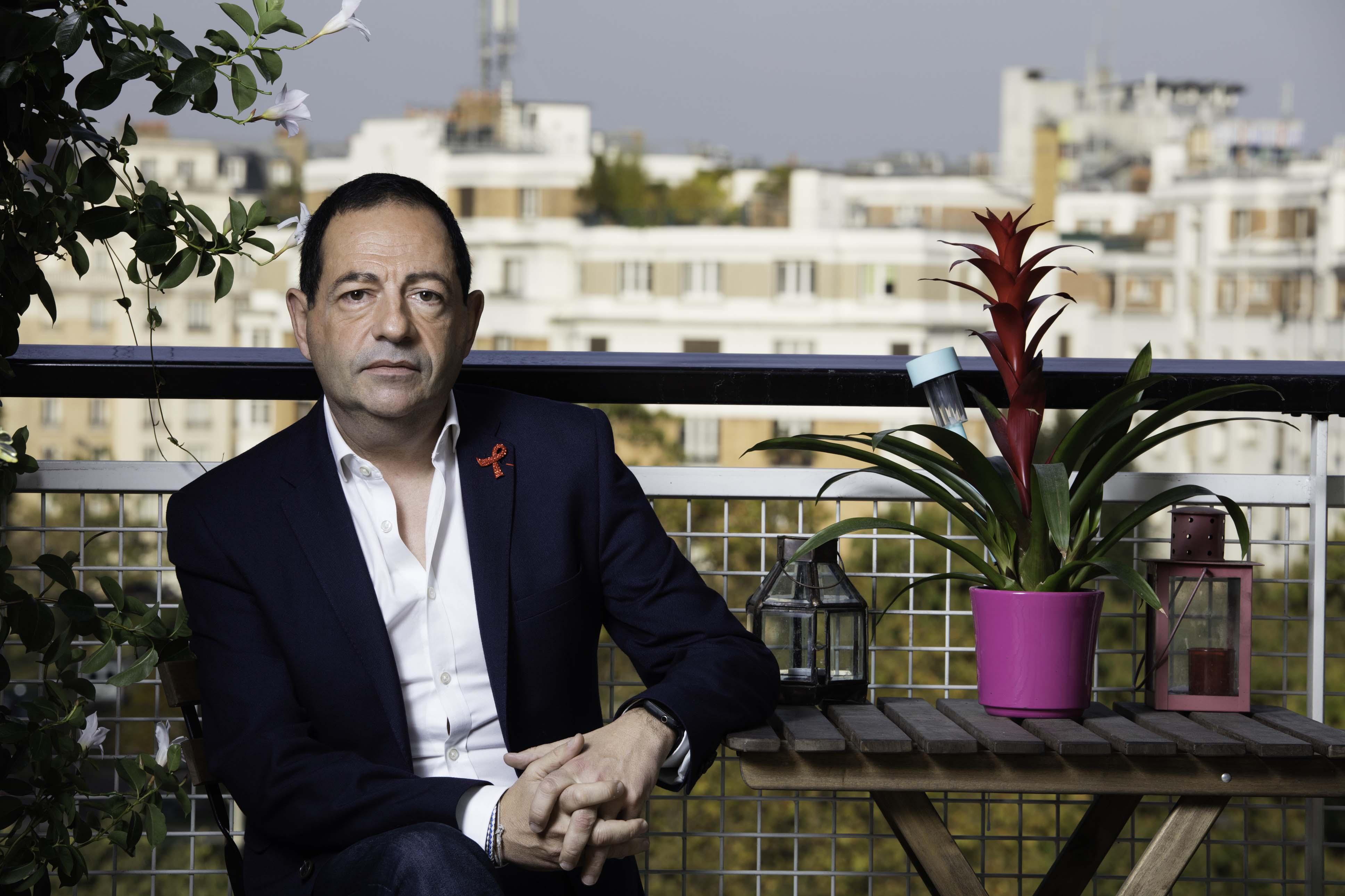Vous l'avez élu : Jean-Luc Romero-Michel : Personnalité LGBT de l'année (Garçon Magazine)