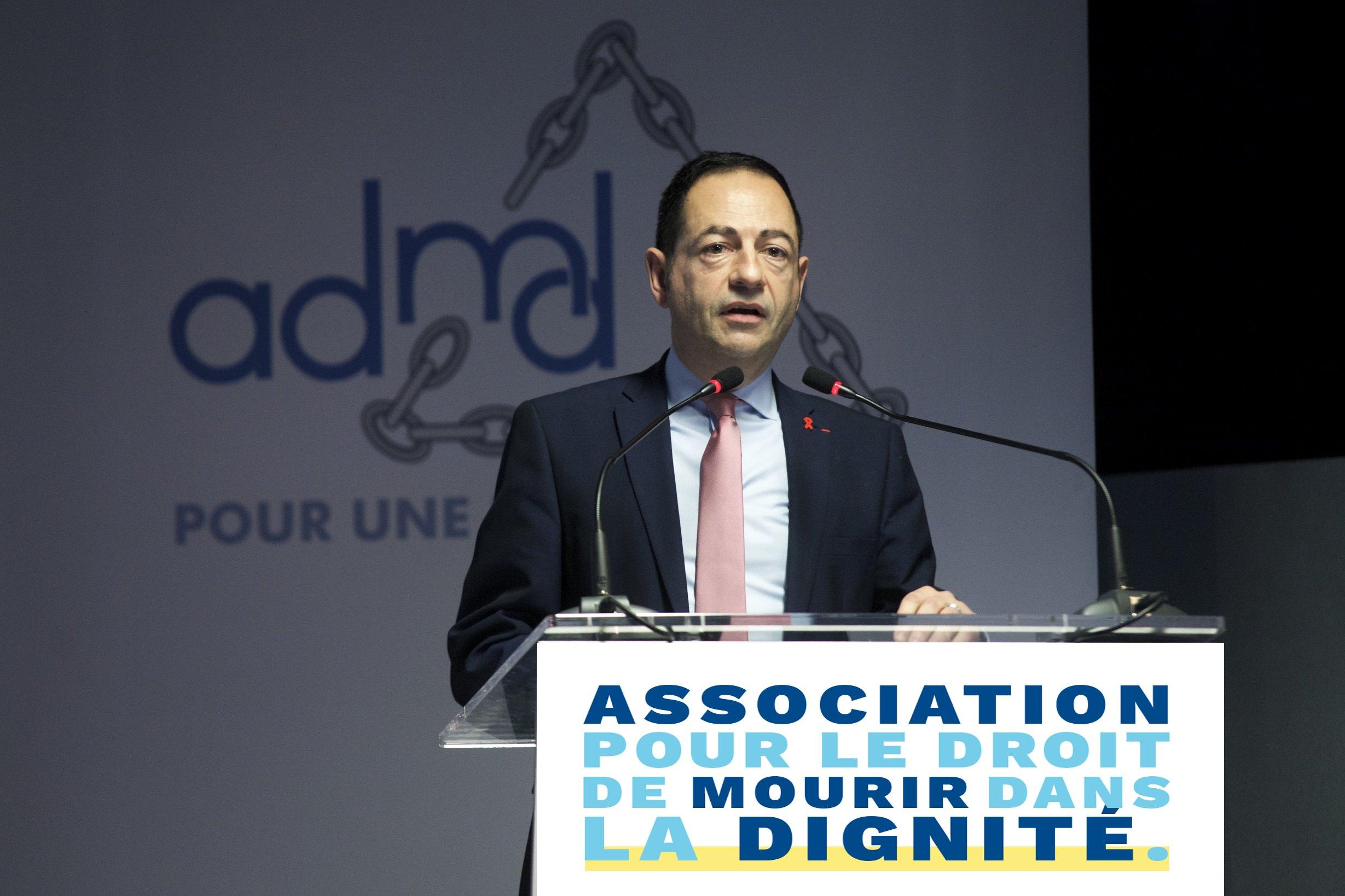 A Angers, le vendredi 9 février pour une réunion publique de l'ADMD
