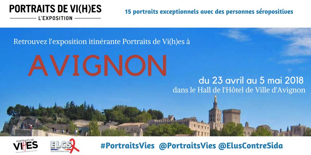 A Avignon, le lundi 23 avril 2018