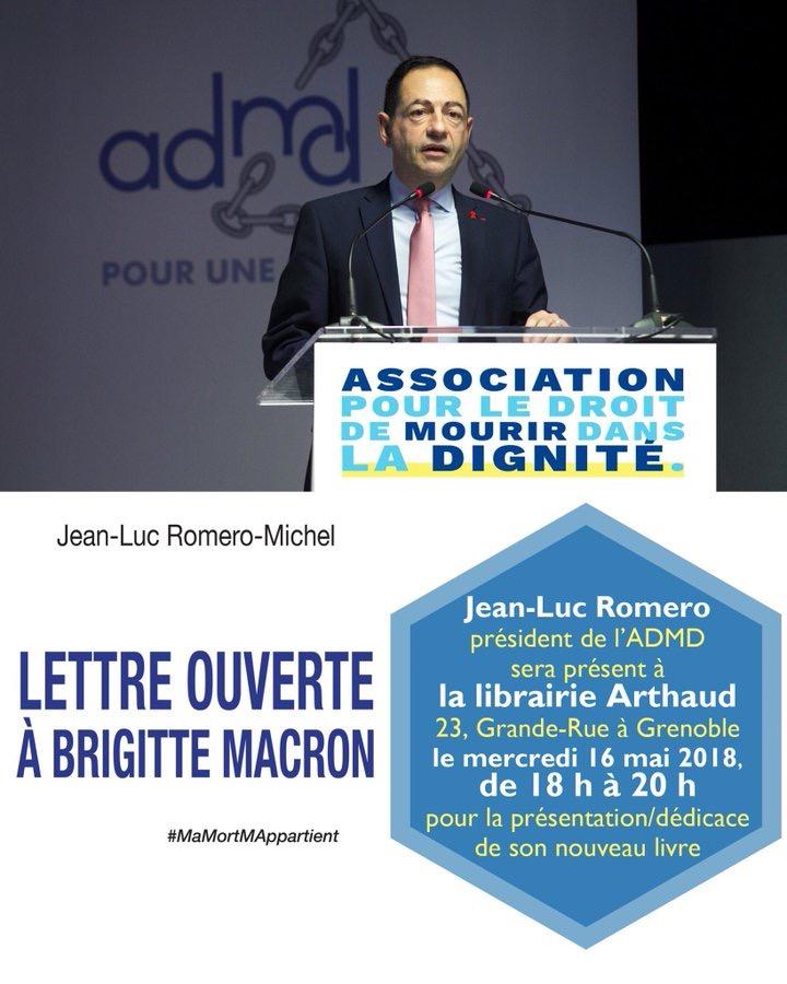A Grenoble, le 16 mai 2018