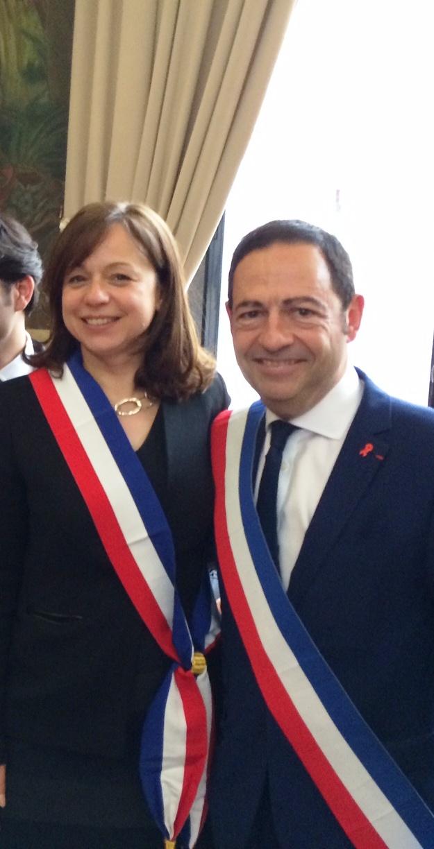 Elu maire-adjoint chargé de la culture et du tourisme du 12ème arrondissement de Paris !