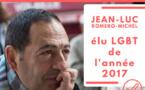 Jean-Luc Romero-Michel élu personnalité LGBT de l'année 2017