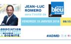 L'invité de 8h15 sur France bleu Limousin, ce vendredi 19 janvier 2018