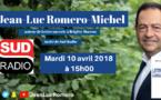 Invité de Sud Radio, ce 10 avril à 15h