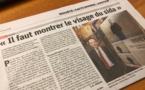 Jean-Luc Romero à Metz : « Il faut montrer le visage du sida » (Le Républicain Lorrain)