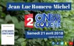 Invité d'On n'est pas couché sur France 2 ce samedi 21 avril 2018