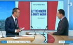 VIDEO - Invité du 12/13 de France 3 Limoges, ce 4 mai à 12h