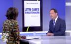 """VIDEO -""""Notre mort, c'est une affaire citoyenne, pas une affaire médicale"""" Jean-Luc ROMERO sur Public Sénat"""