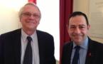 Entretien avec Philippe Mahoux, président du groupe PS au Sénat Belge
