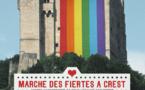 Samedi 11 mai 2013 : Première marche des Fiertés de Crest (Drôme)