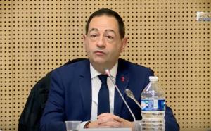 Audition de Jean-Luc Romero-Michel au CESE sur la fin de vie