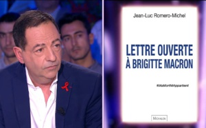 (VIDEO) Revoir Jean-Luc Romero-Michel invité d'On n'est pas couché sur France 2