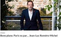 Bons plans: Paris vu par… Jean-Luc Romero-Michel dans Hornet